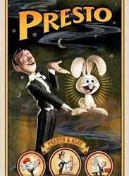 魔术师和兔子
