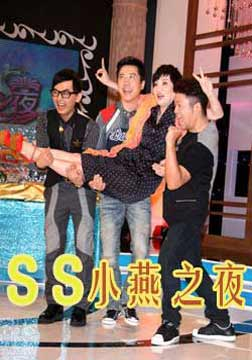 SS小燕之夜2013 海报
