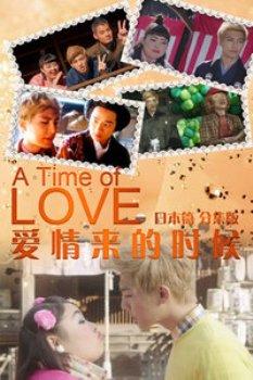 爱情来的时候日本篇分集版 海报