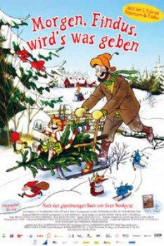 派特森與芬達貓之圣誕奇遇