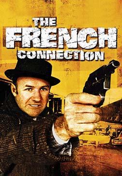 法国贩毒网 / 霹雳神探 海报