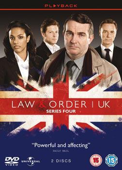 法律與秩序(英版)第四季