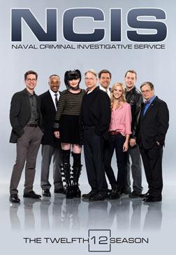 海軍罪案調查處第十二季 海報