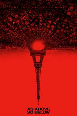 地下墓穴2014 海报