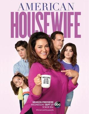 美式主婦第二季 海報