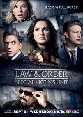 法律与秩序:特殊受害者第十九季
