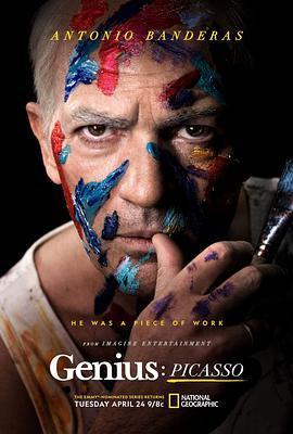 天才第二季:毕加索 海报